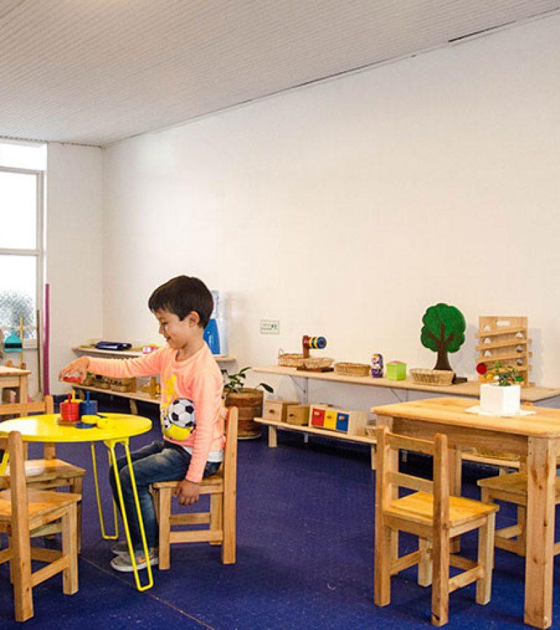 Ambiente Comunidad Infantil